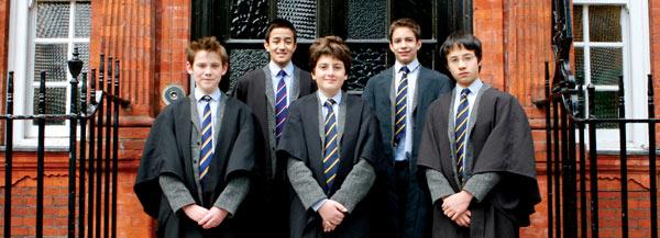 westminster school london